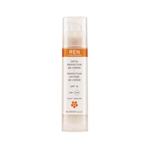 REN Satin Perfection BB Cream - Light to Medium