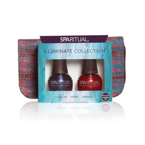 SpaRitual Illuminate Lacquer Duo