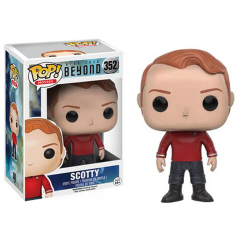 Star Trek Beyond Scotty Funko Pop! Figur