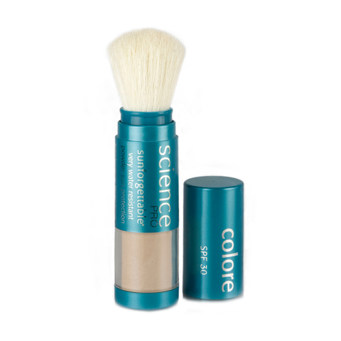 Colorescience Sunforgettable SPF 30 Brush Perfectly Clear - Matte Medium