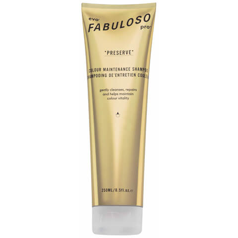 Evo FABULOSO Pro Preserve Colour Maintenance Shampoo 250ml