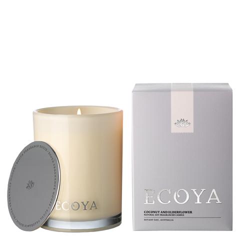 ECOYA Coconut and Elderflower - Madison Jar