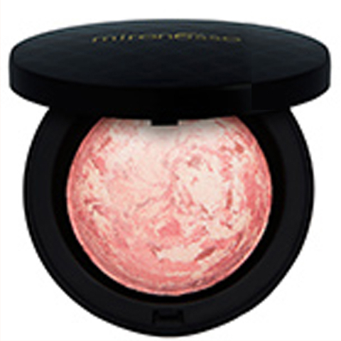Mirenesse Marble Mineral Blush - Paros Pink