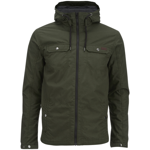 Produkt Men's Pro 05 Hooded Jacket - Forest Night