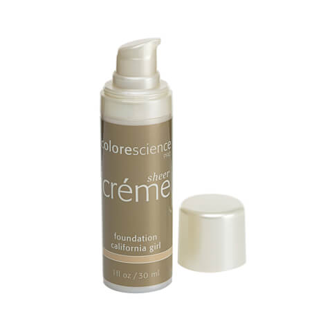 Colorescience Sheer Creme Foundation- Girl From Ipanema