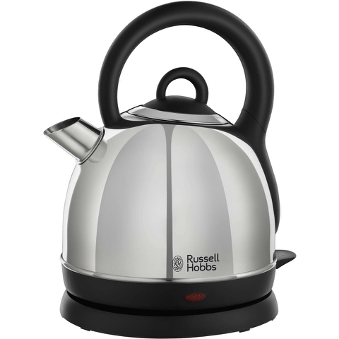 Russell Hobbs 19191 1.8L Futura Dome Kettle - Stainless Steel