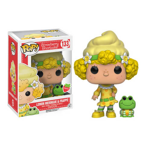 Strawberry Shortcake Lemon Meringue und Frappe Scented Funko Pop! Figuren