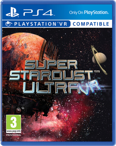 Super Stardust Ultra VR - PSVR
