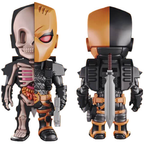 DC Comics XXRAY Figure Wave 3 Deathstroke