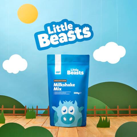 Batido en Polvo Little Beasts para Niños