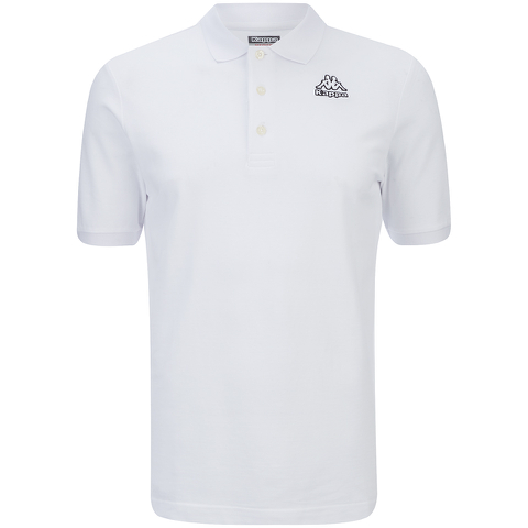 Kappa Men's Omini Polo Shirt - White