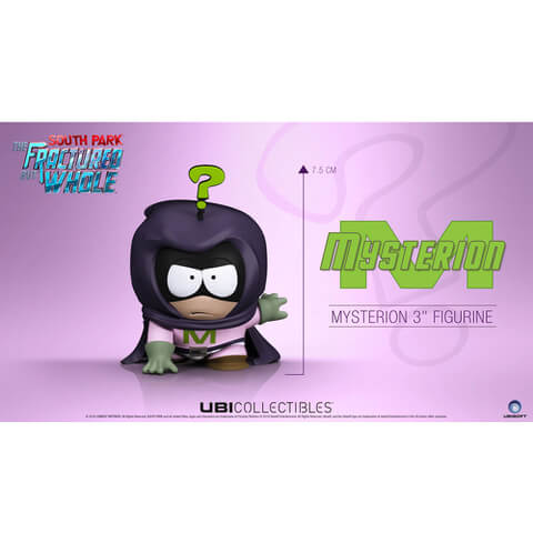 UBICollectibles South Park The Fractured But Whole Mysterion Figure 8cm