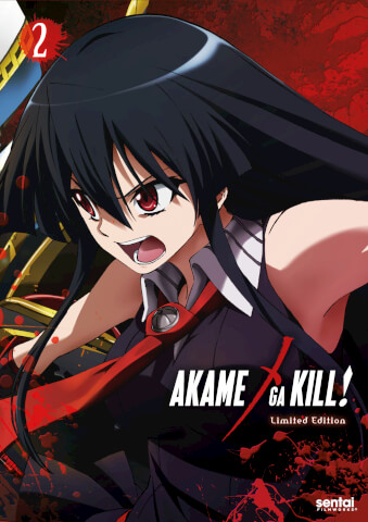 Akame Ga Kill - Collection 2 Deluxe Collector's Edition