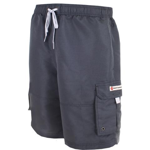Shorts Hot Tuna pour Homme Regular Joe -Gris Foncé
