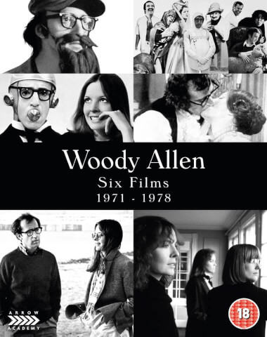 Woody Allen: Six Films 1971 - 1978