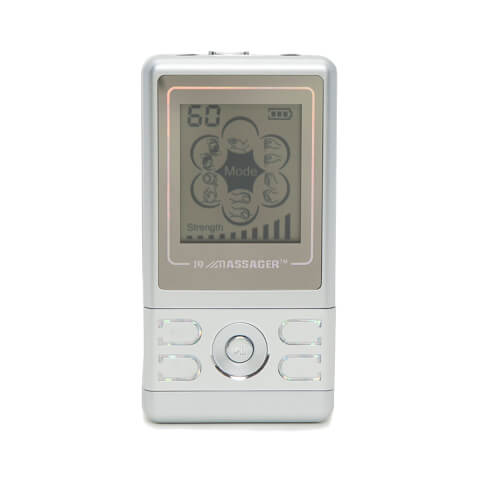 IQ Massager Mini II - Silver
