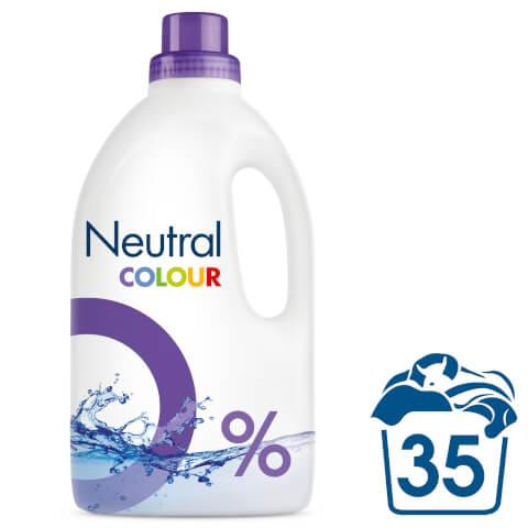 Neutral 0% Colour Liquid Laundry Detergent - 2625ml