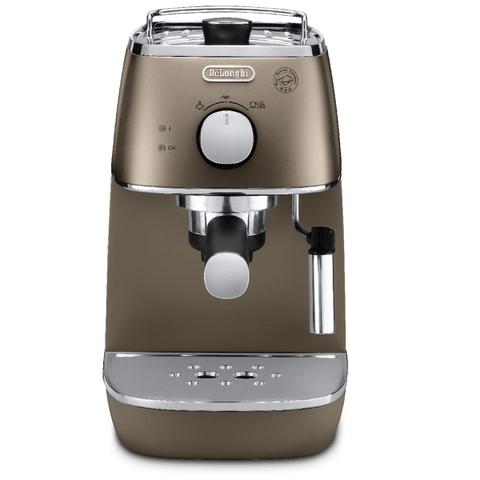 De'Longhi ECI341.BZ Distinta Espresso Machine - Matt Bronze