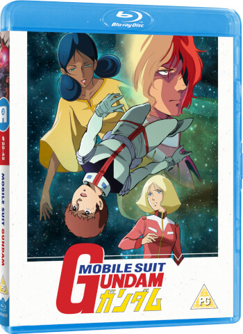 Mobile Suit Gundam - Part 2