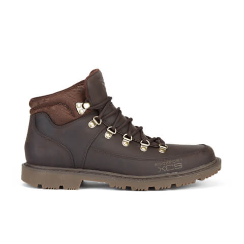 Rockport Men's XCS Mudguard Boots - Brown