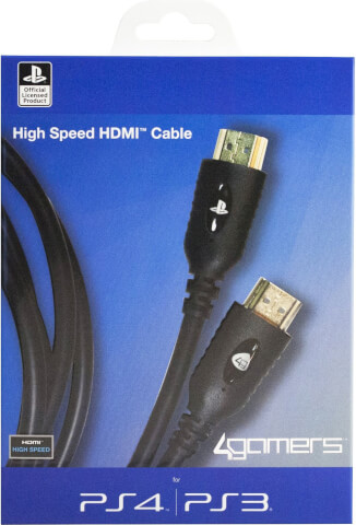 Câble 4gamers High Speed HDMI- 3M