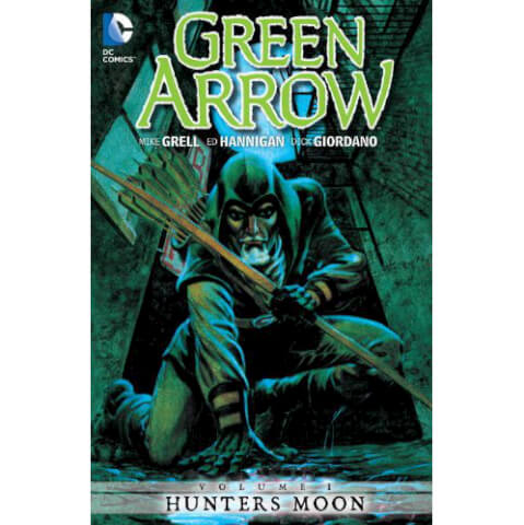 Green Arrow: Hunters Moon - Volume 1 Graphic Novel