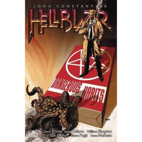Hellblazer: Dangerous Habits - Volume 5 Graphic Novel (New Edition)