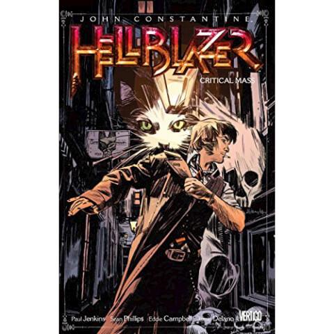 Hellblazer: Critical Mass - Volume 9 Graphic Novel