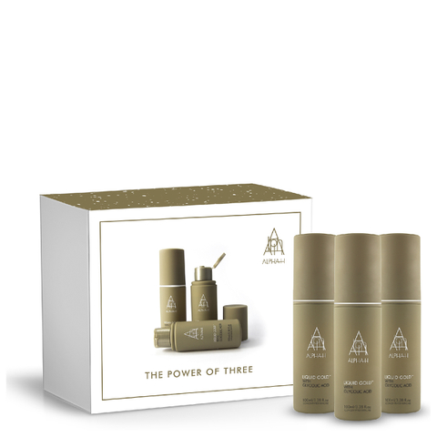Alpha-H Liquid Gold Trio