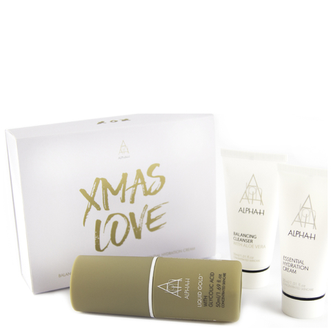 Alpha-H with Love Kit