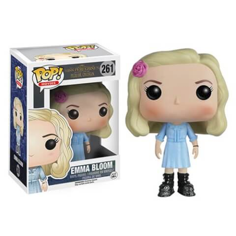Miss Peregrines Home for Peculiar Children Emma Funko Pop! Figuur