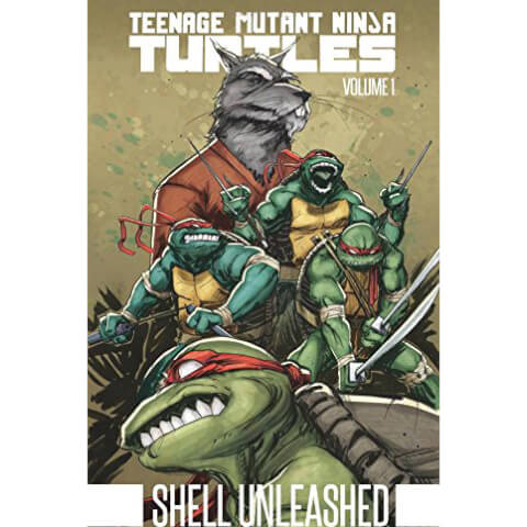 Teenage Mutant Ninja Turtles - Volume 1 Graphic Novel