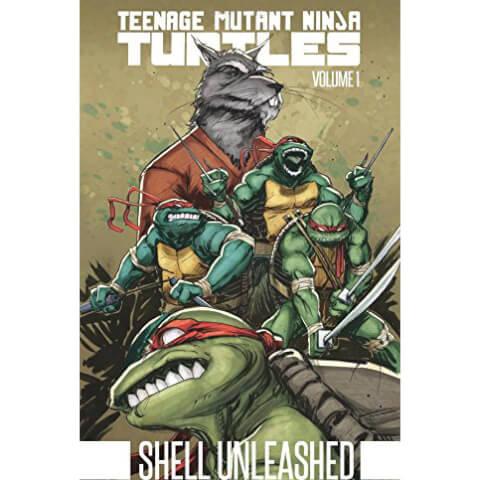 Teenage Mutant Ninja Turtles - Volume 1 Graphic Novel