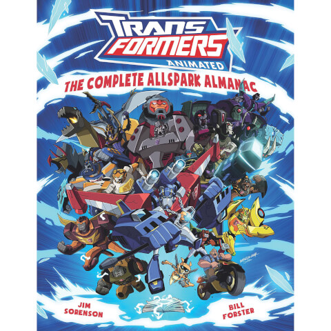Transformers: Animated: Complete Allspark Almanac Graphic Novel