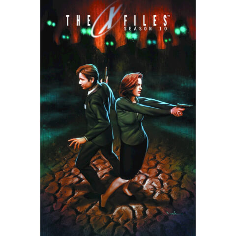The X-Files: Season 10 - Volume 1 Graphic Novel