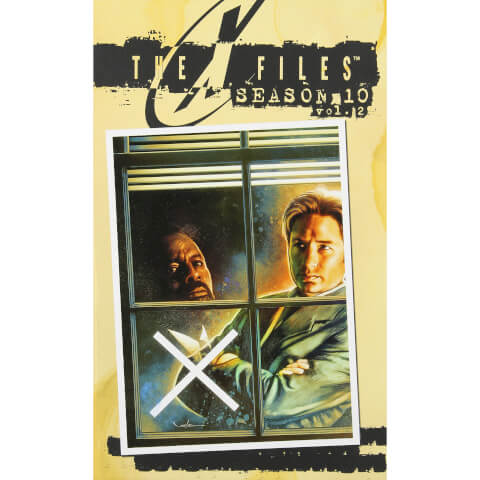 The X-Files: Season 10 - Volume 2 Graphic Novel