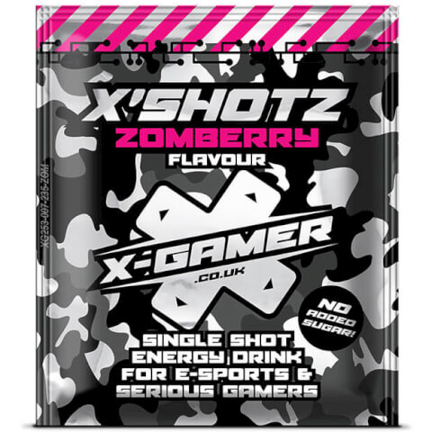 X-Gamer Single Shot Sachet