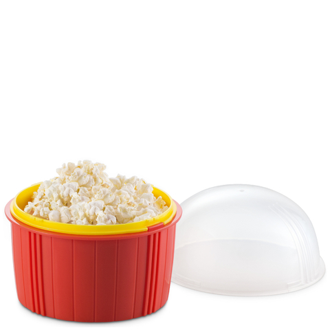 Zap Chef Poppin' Corn Microwave Popcorn Maker