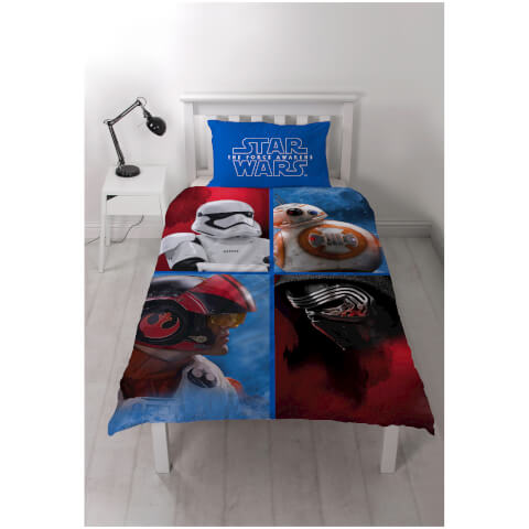 Star Wars: The Force Awakens - Episode VII Divider Panel Duvet Set