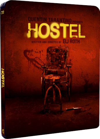 Hostel - Zavvi Exclusive Limited Edition Steelbook