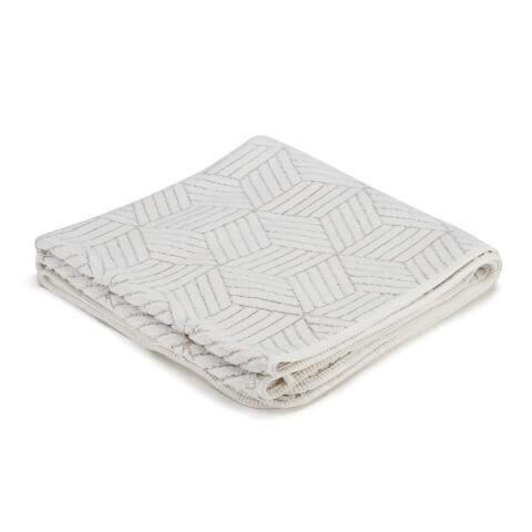 Graccioza Cubic Towel Cubic Bath Towel
