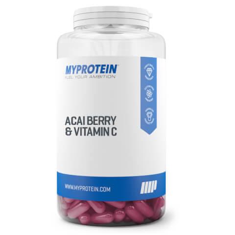 Acai y Vitamina C Cápsulas