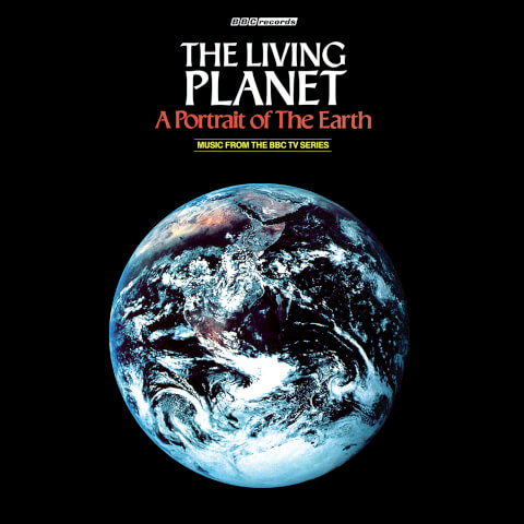 The Living Planet - Original BBC TV Soundtrack: Arctic Pearl Vinyl (Limited to 500 Copies Worldwide)