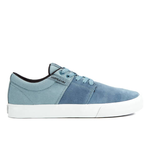 Supra Men's Stacks Vulc II Trainers - Slate Blue