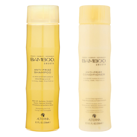 Alterna BAMBOO Smooth Anti-Frizz Duo