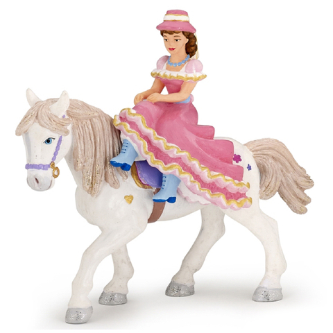 Papo Enchanted World: Horsewomen with Hat