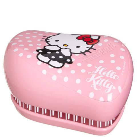 Tangle Teezer Compact Styler Hairbrush - Hello Kitty Pink