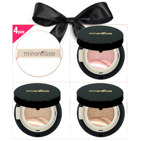 Mirenesse 4 Piece Starter 10 Collagen Cushion+ Blush