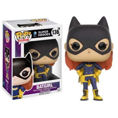 Batman Batgirl 2016 Version Pop! Vinyl Figure