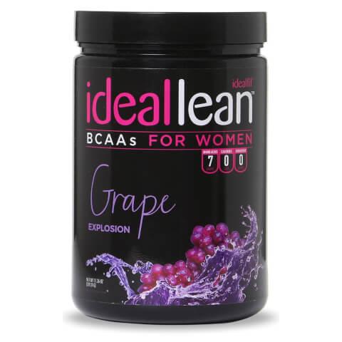 IdealLean BCAAs - Grape Explosion